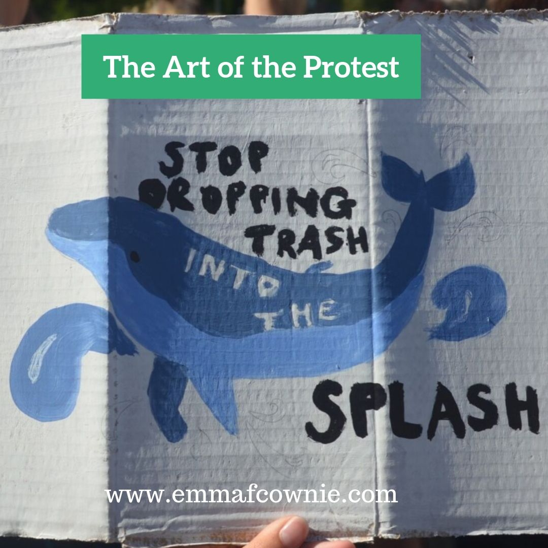 The Art of the Protest