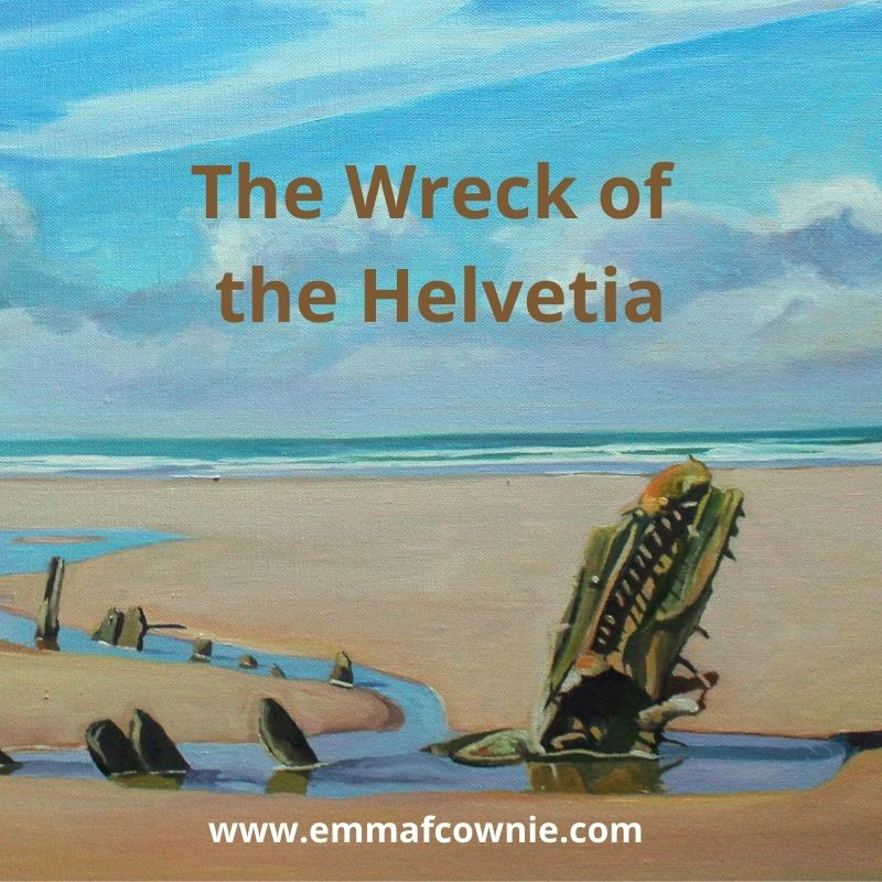 The Wreck of the Helvetia