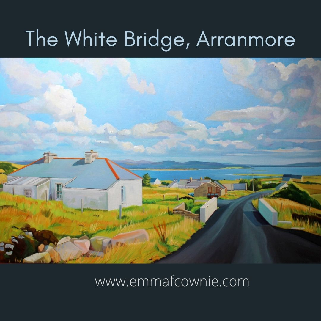 White Bridge_Emma Cownie