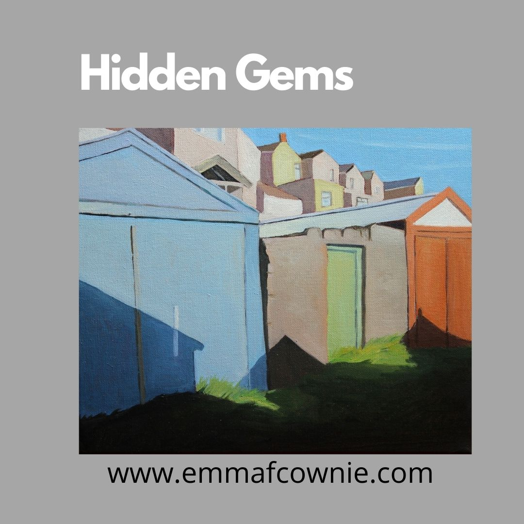 Hidden Gems by Emma Cownie