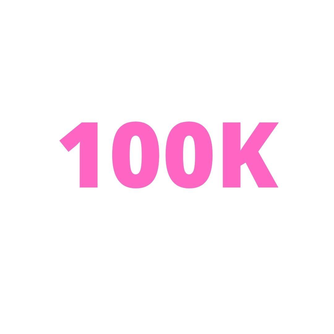 100K views of www.emmafcownie.com