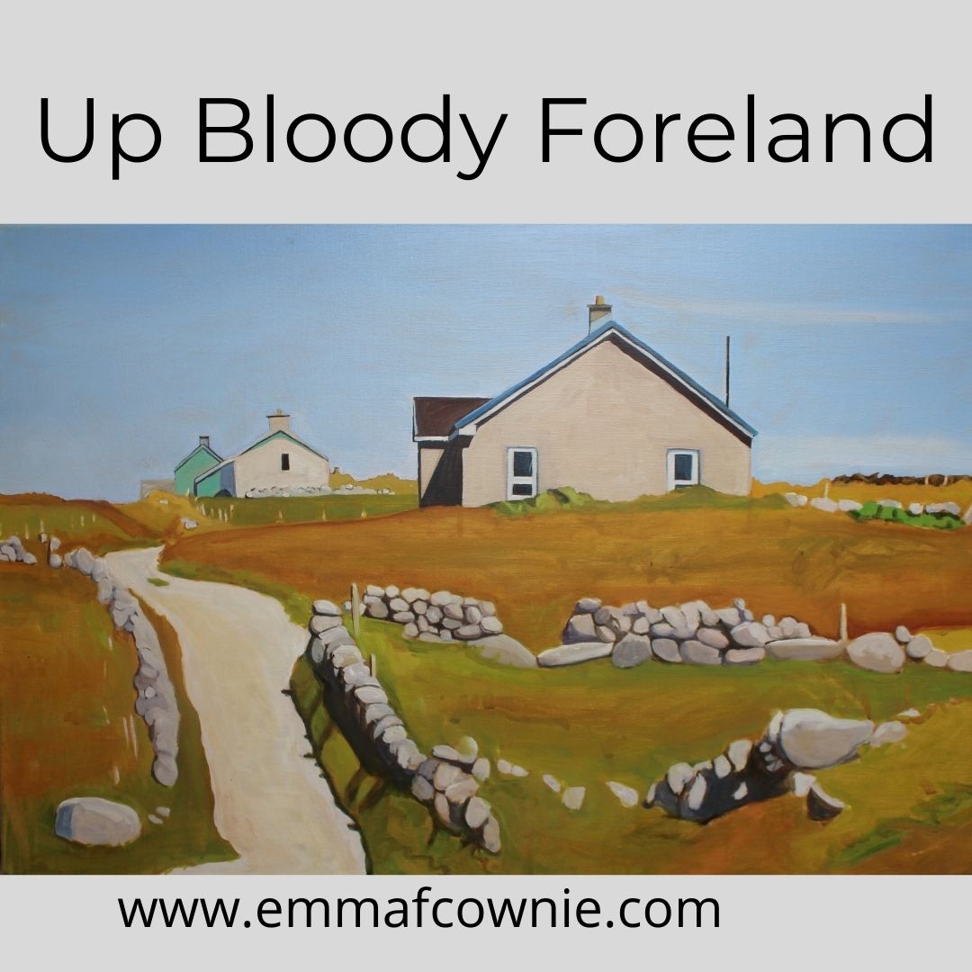 Up Bloody Foreland