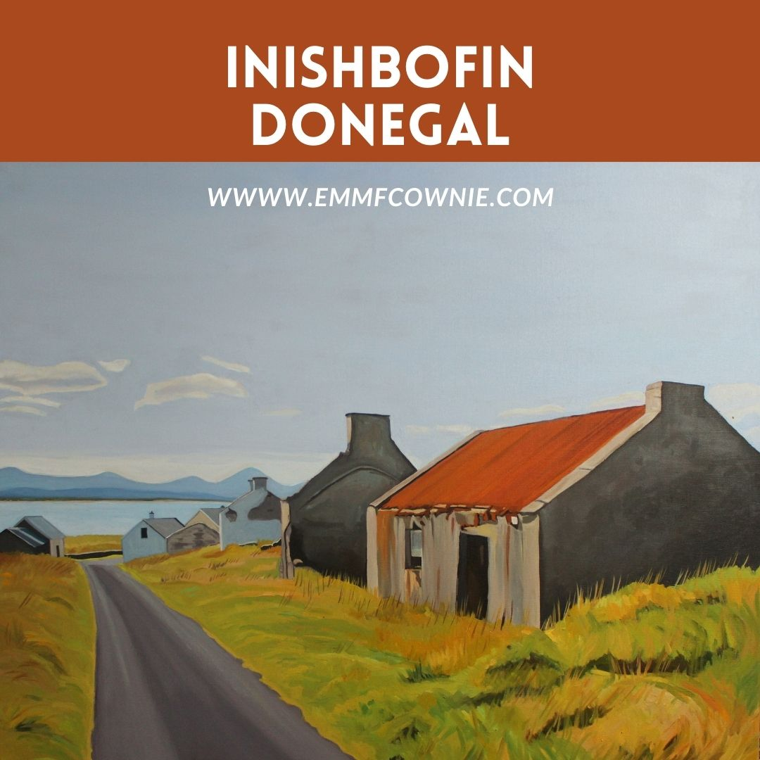 Inishbofin Donegal